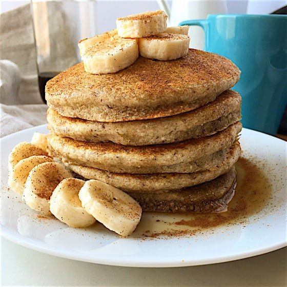 Buckwheat pancake recipe (Gluten Free)