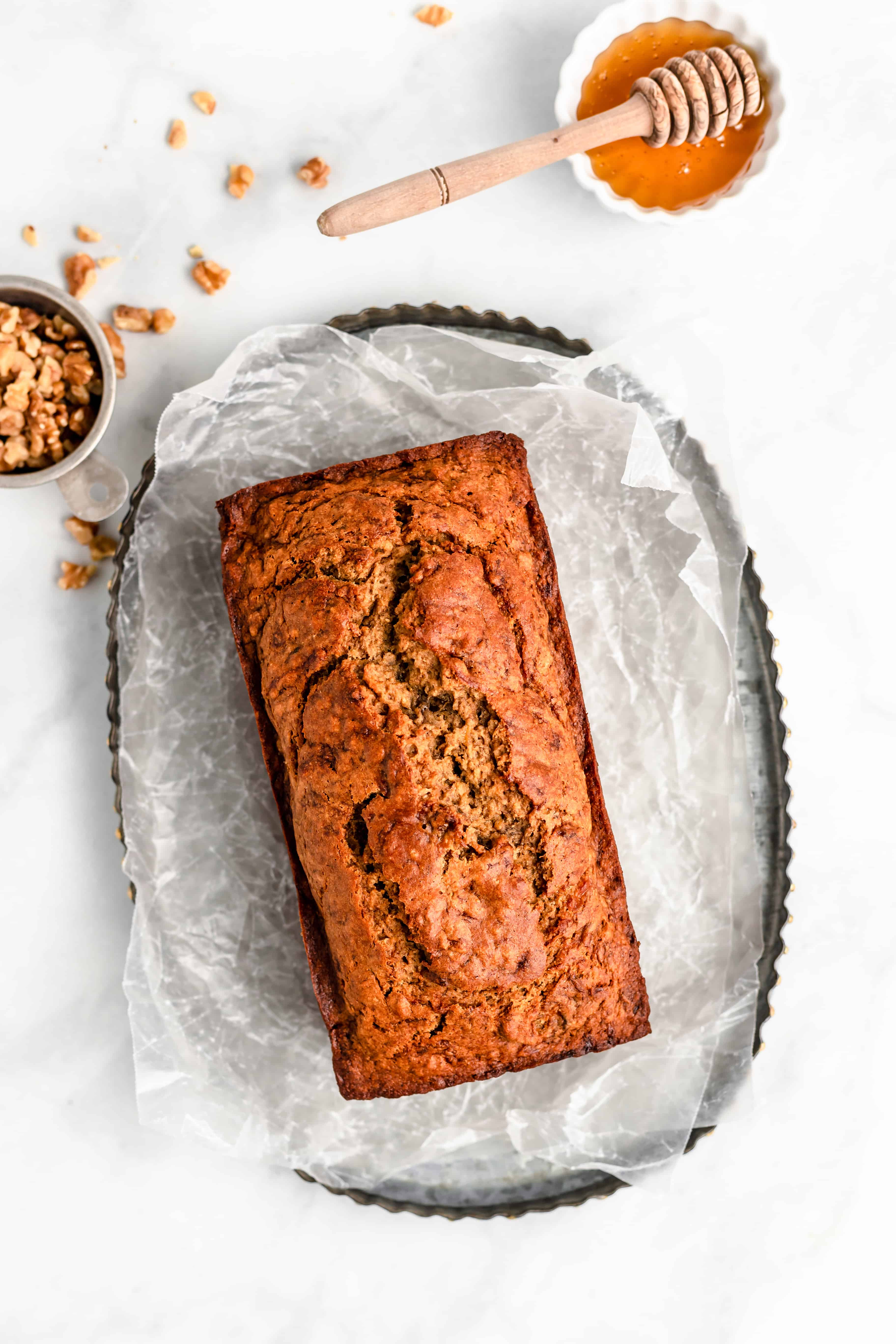 The Best Healthy Banana Bread Recipe