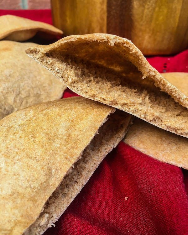 pocket-pita-bread