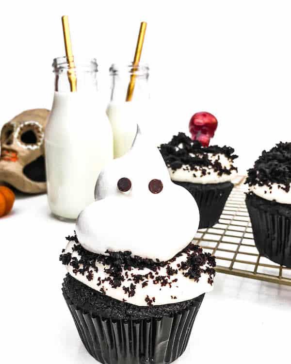 Halloween Brooklyn Blackout Cupcakes Baked Ambrosia