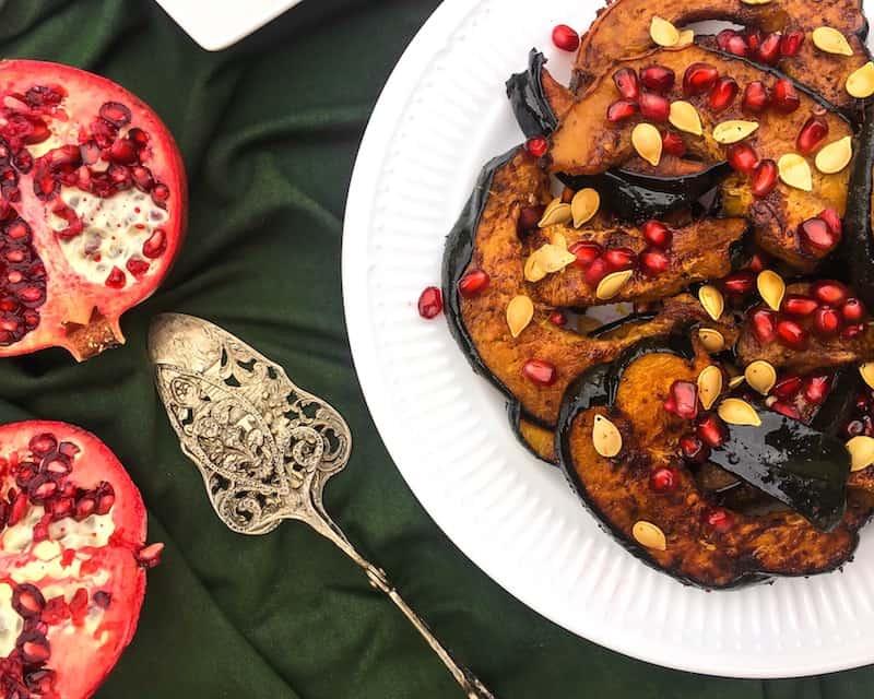 maple-roasted-acorn-squash-pomegranate-5