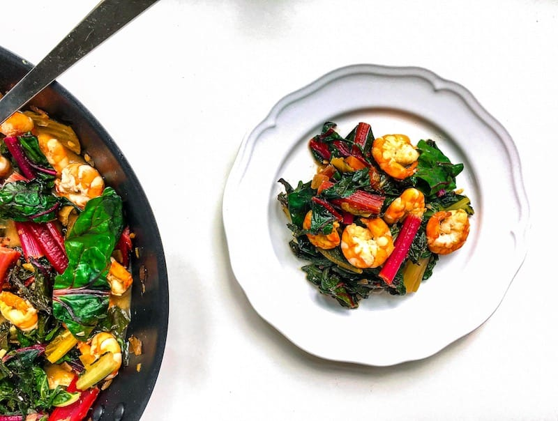 stir-fry-shrimp-chard