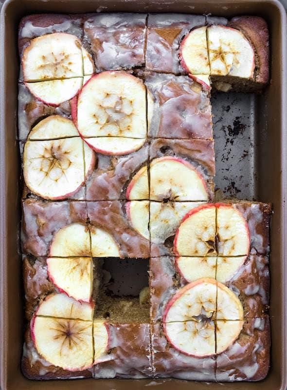 best-apple-sheet-cake-maple-glaze-recipe