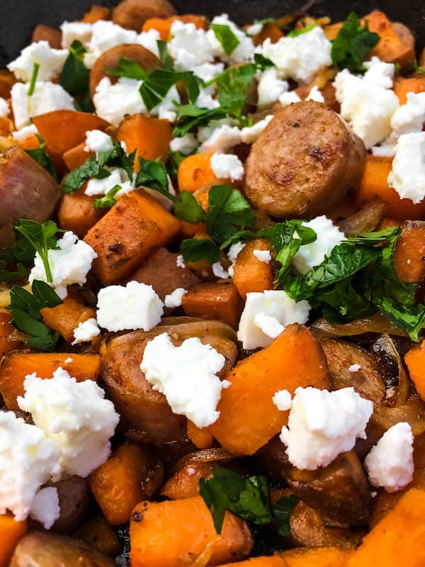 sweet-potato-sausage-feta-onion