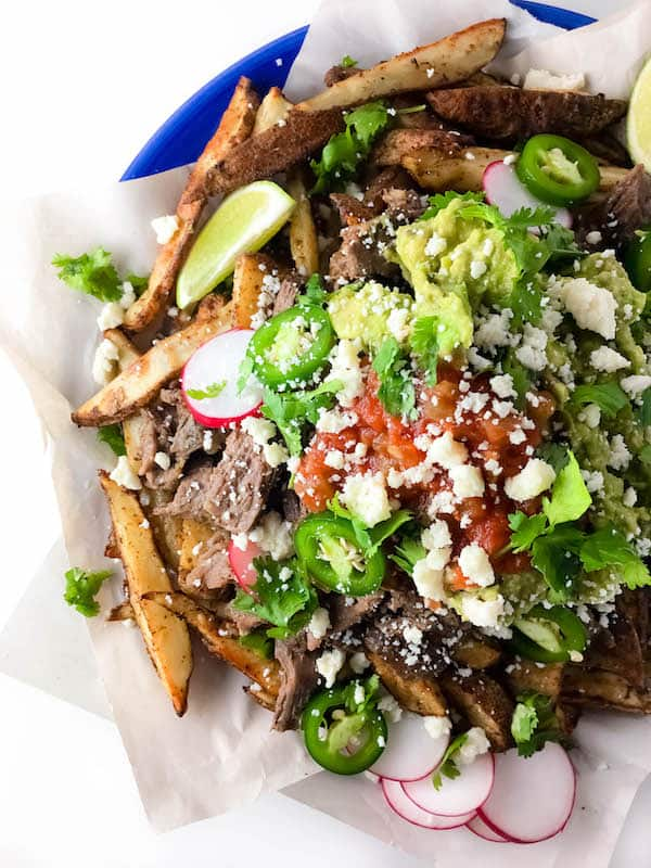 Cinco de Mayo Mexican Fries
