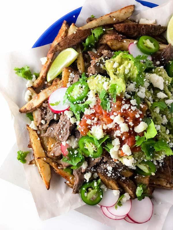 Cinco de Mayo Mexican Fries