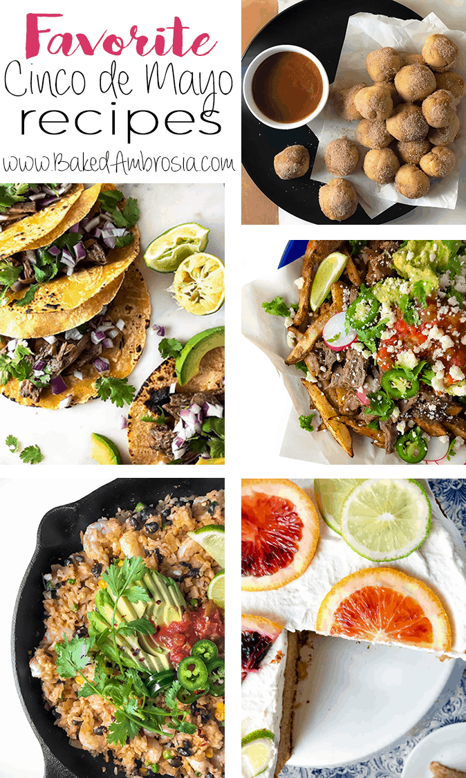 Favorite Cinco de Mayo Recipes