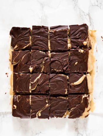 Dark Chocolate Tahini Bars Vegan Gluten Free