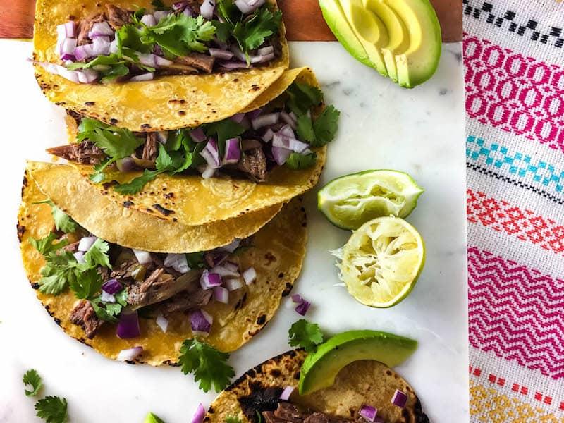 Steak Taco Recipe