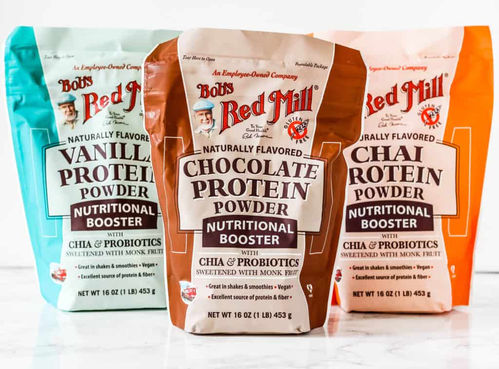 bob's red mill nutritional booster