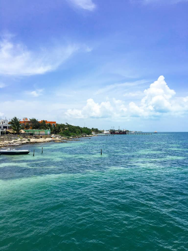 Snorkeling Tour Isla Mujeres, Mexico