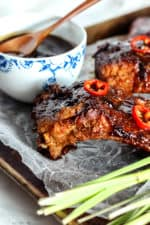 Oven Baked Thai-Style Ribs