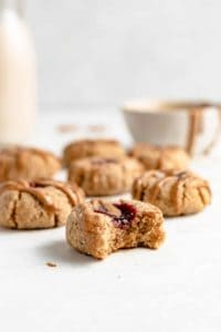 The BEST Healthy cookie recipe!