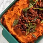 Healthy Sweet Potato Turkey Shepherd's Pie