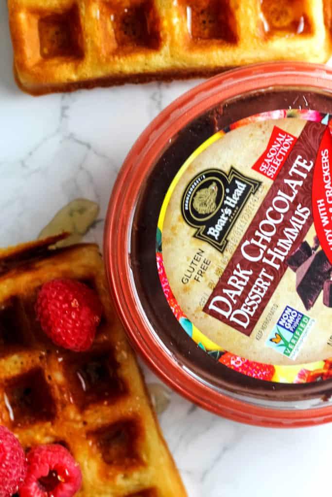 Dark Chocolate Hummus Recipe