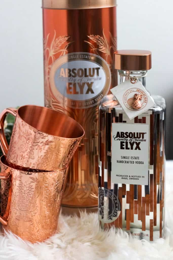 Holiday Guide with Absolut Elyx