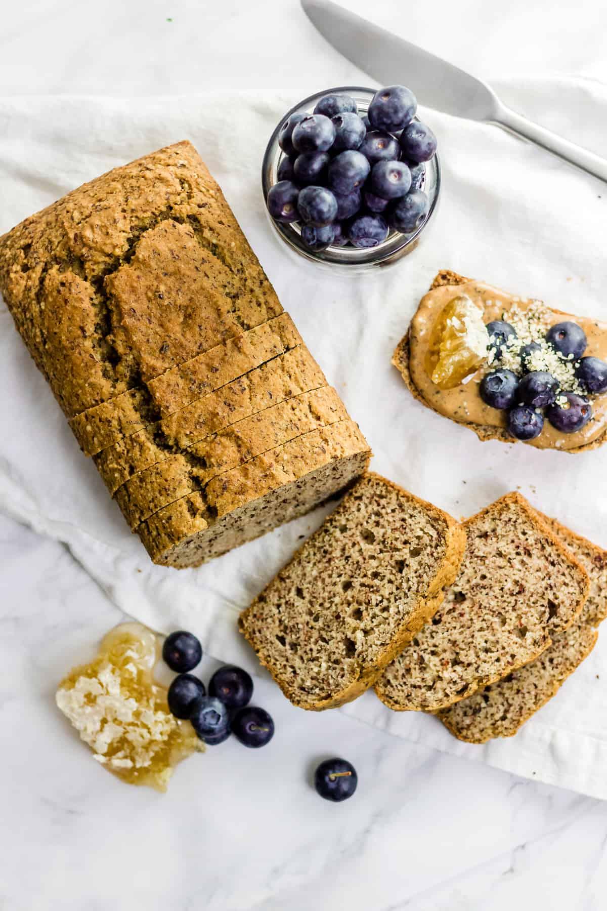The BEST Paleo Sandwich Bread (gluten free, grain free, yeast free, low carb)