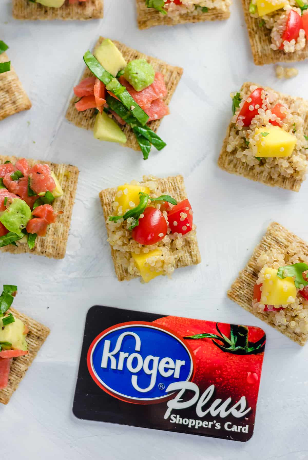 Spring Brunch Entertaining with TRISCUIT Crackers