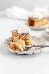 FrenchApple Cake