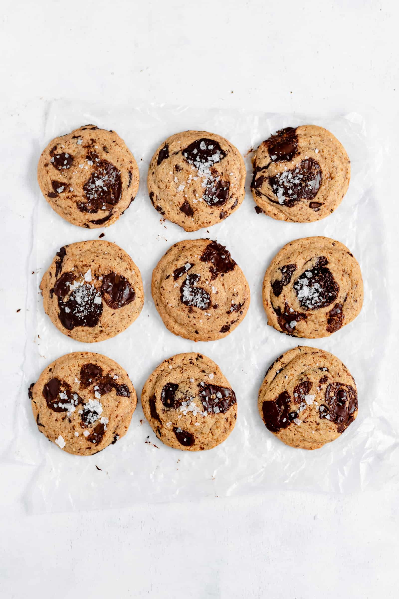 The Ultimate Soft and Chewy Paleo Chocolate Chip Cookies!