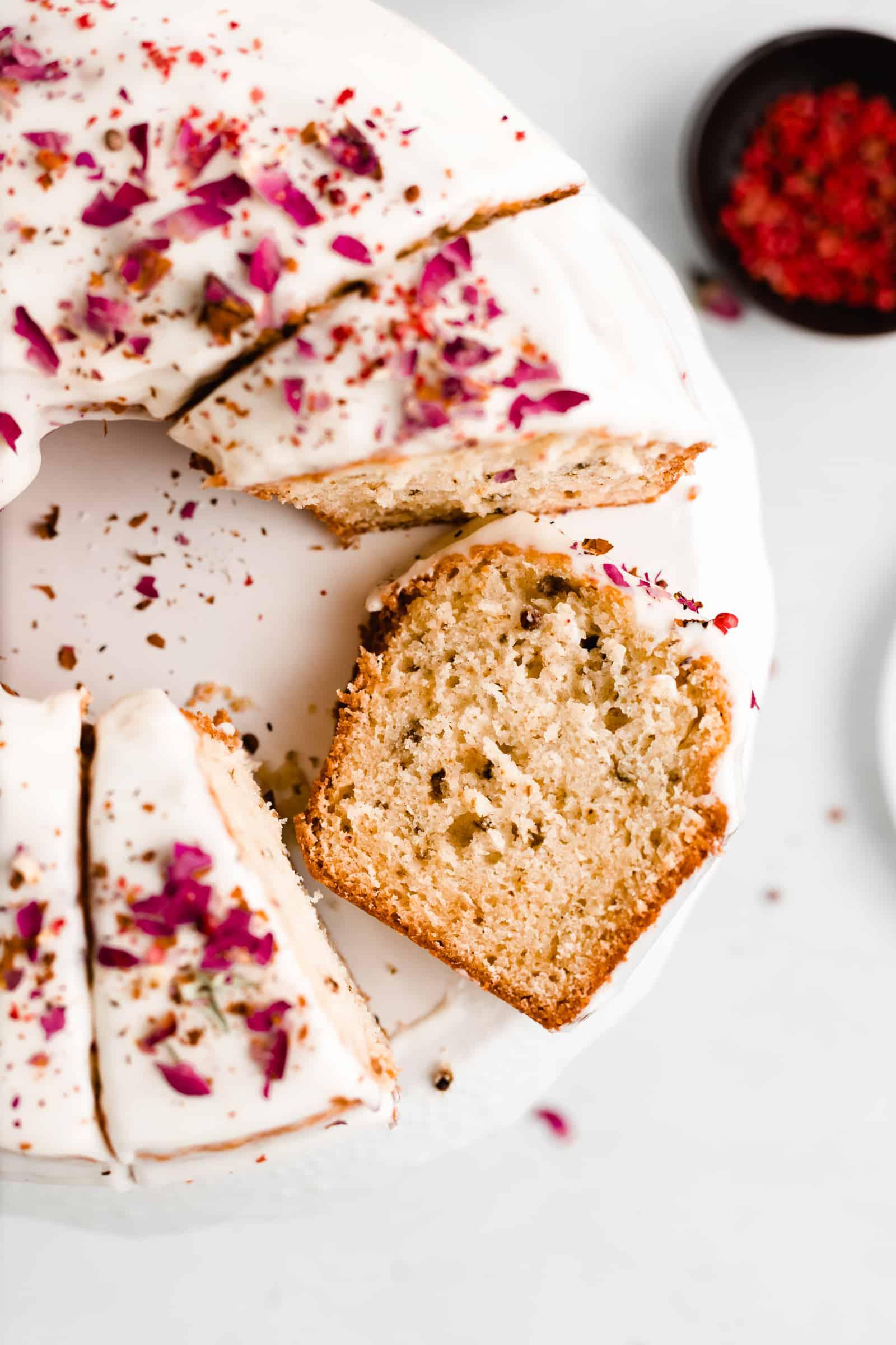 Romantic Valentine's Day Cake Recipe