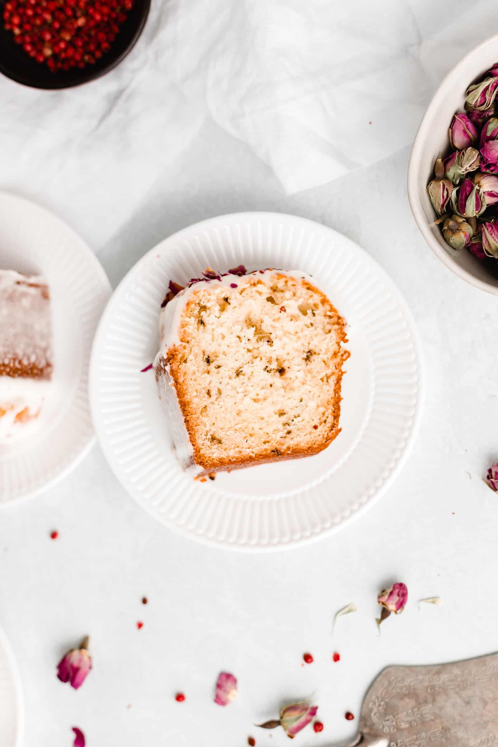Bundt Cake Slices