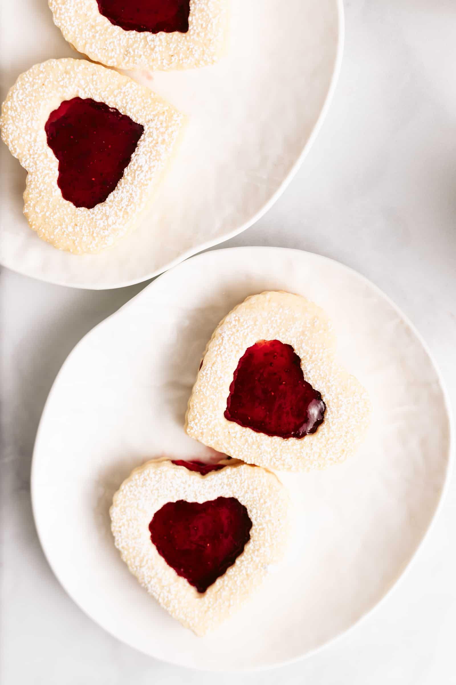 Small Batch Shortbread Cookie Recipe