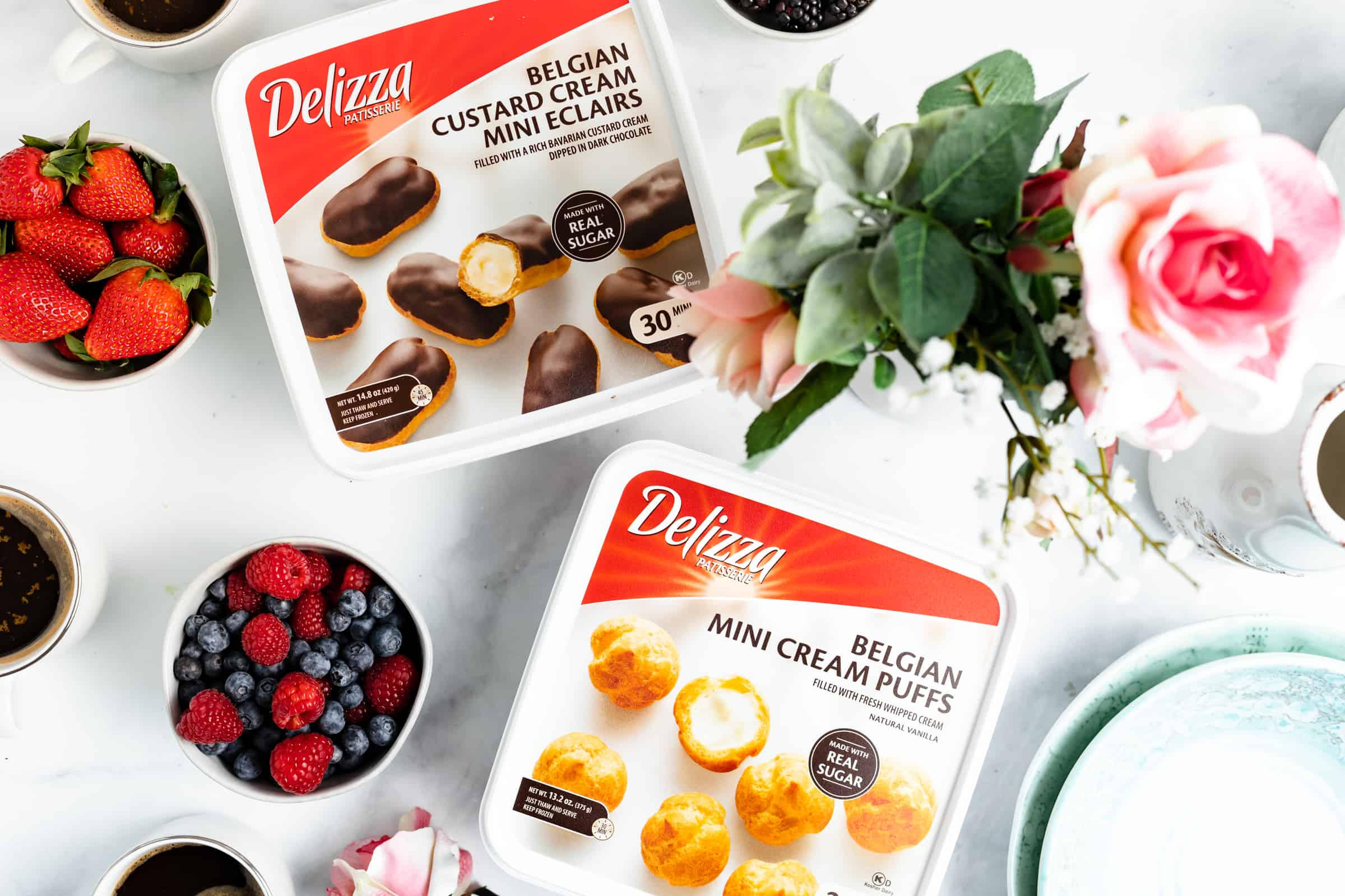 How to Host the Perfect Spring Brunch with Delizza