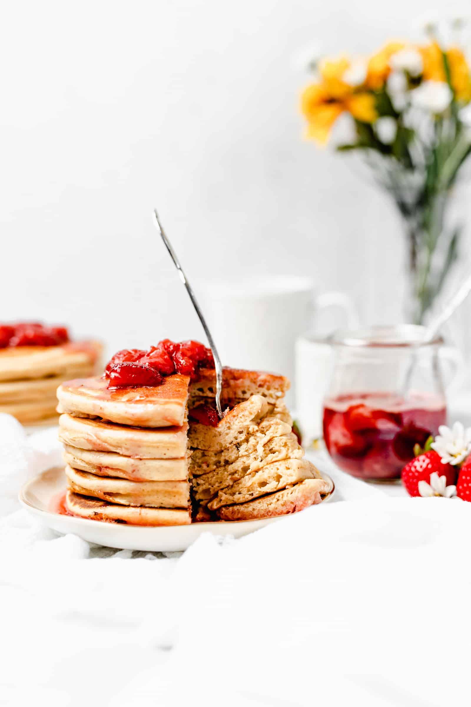 protein pancakes no banana