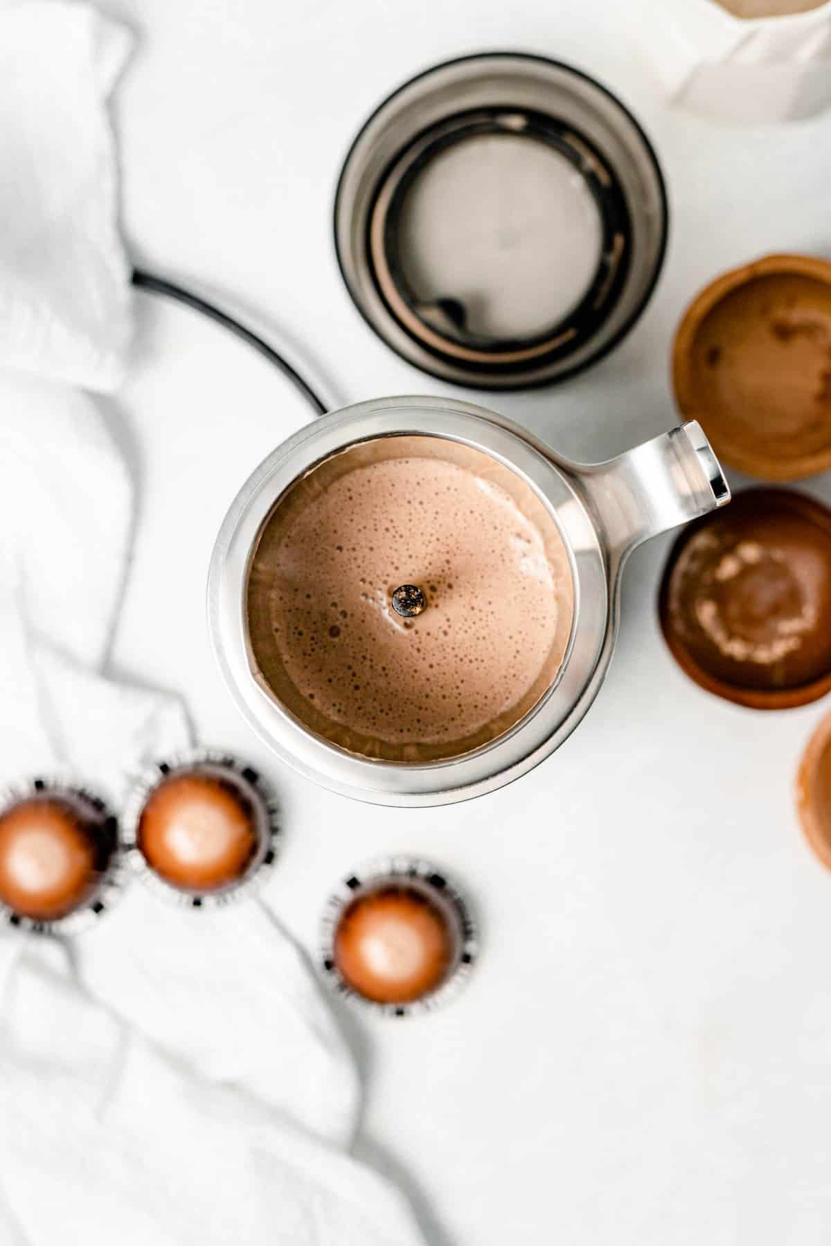 healthy paleo mocha recipe