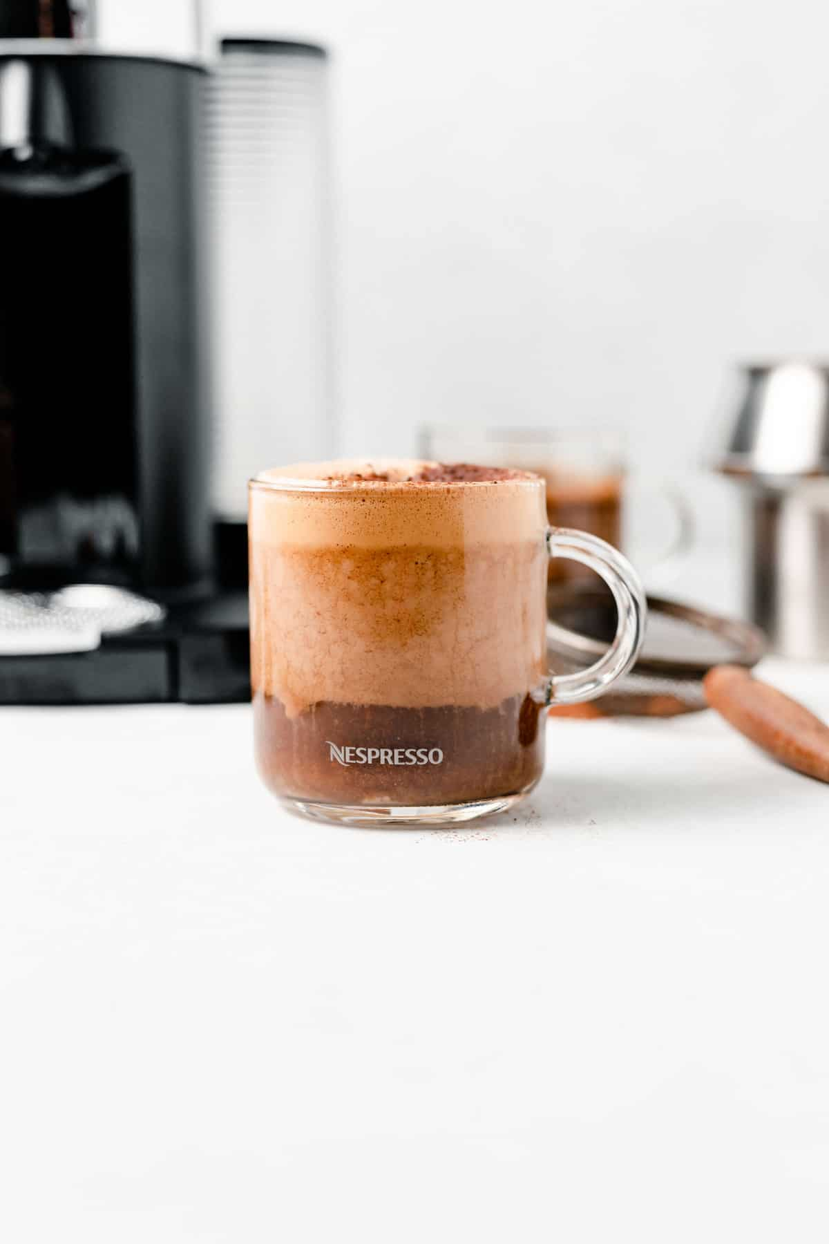 healthy superfood mocha