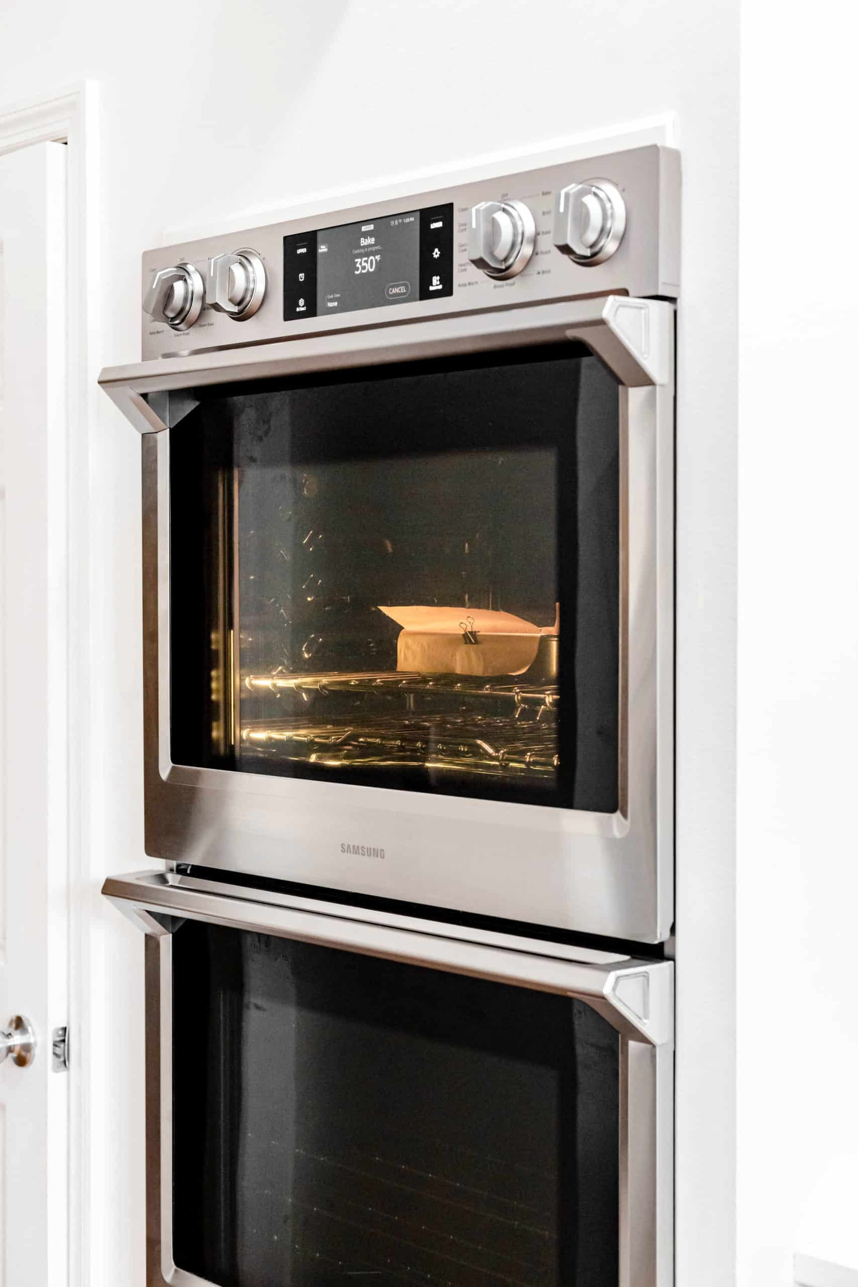 samsung flex duo double wall oven