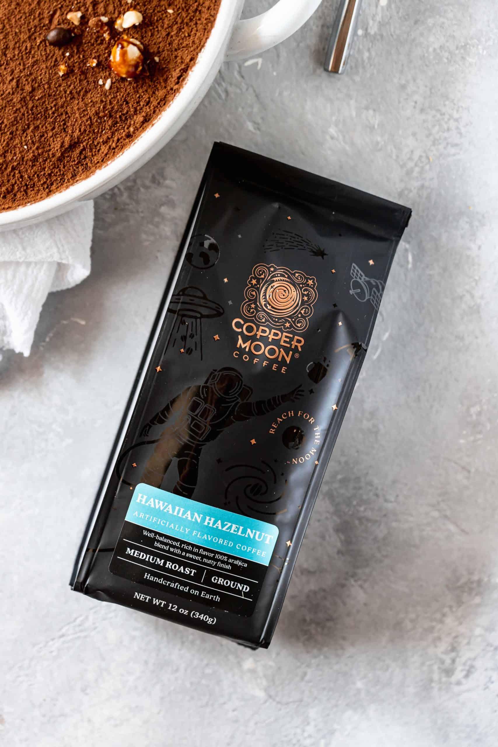 Copper Moon Coffee Hawaiian Hazelnut Blend