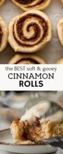 cinnamon roll pin for pinterest.