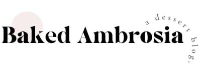 Baked Ambrosia